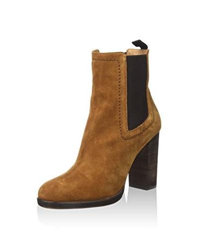 Castañer Chelsea Boot cognac
