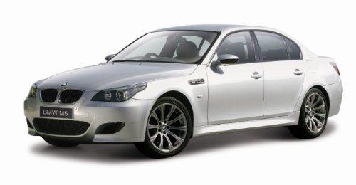 Maisto 1:18 Scale Silver BMW M5 (Bmw M5 Model compare prices)