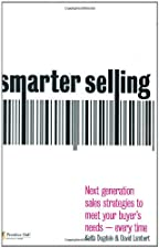 Smarter Selling How to grow sales by building trusted by Lambert
