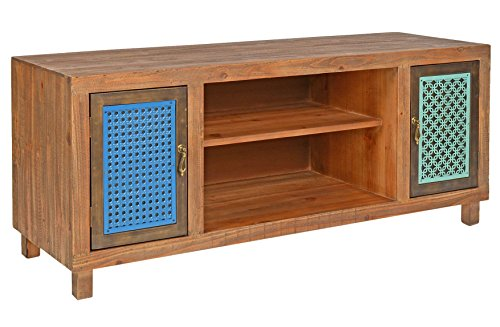 ts-ideen-tv-bank-lowboard-sideboard-kommode-hifi-schrank-regal-flur-diele-wohnzimmer-vintage-antik-s