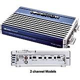 Soundstream RUB2.250 2 x 75 2-Channel Amplifier (Midnight Blue)