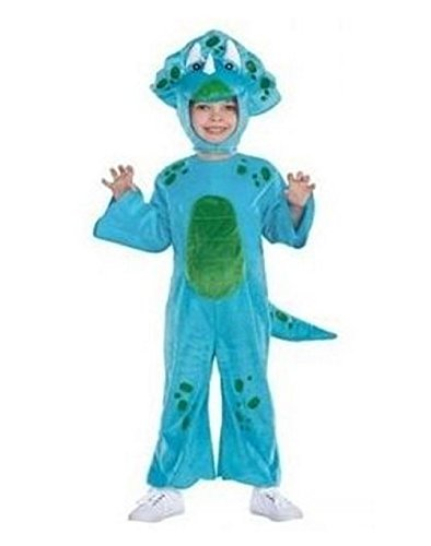 Totally Ghoul Blue Lil Dino Dinosaur Childs Toddler Costume