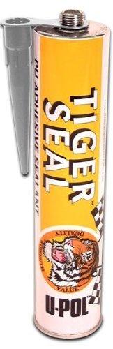 U-Pol Tiger Seal PU Adhesive Sealant Grey 310ml Superior Quality