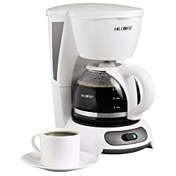 Mr. Coffee TFGTF 4-Cup Switch Coffeemaker by Jarden Consumer Solutions