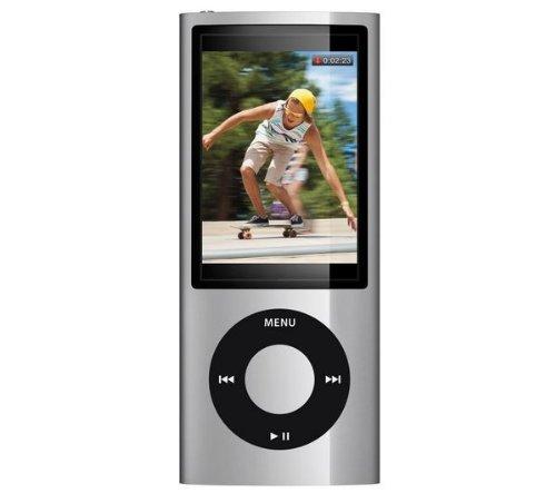 iPod nano 16 Go silver (5G) - Caméra Vidéo - Radio FM - NEW