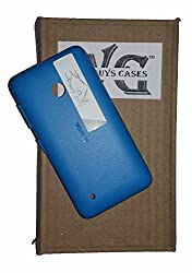 Wise Guys Battery Back Door Panel Replacement Cover for Nokia Lumia 530 - Blue