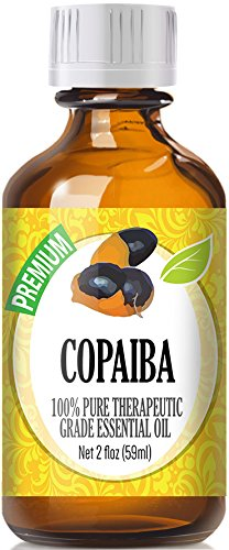 Copaiba (60ml) 100% Pure, Best Therapeutic Grade Essential Oil - 60ml / 2 (oz) Ounces