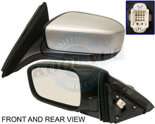 2003  2004  2005  2006  2007 Honda Accord LX Driver Side Mirror Head
