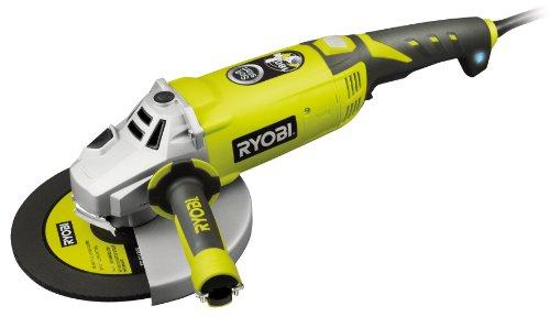 Ryobi 230mm 9-inch Angle Grinder