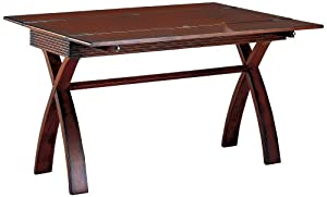 Amazon.com: Furniture of America Guarda Expandable Sofa Table, Dark