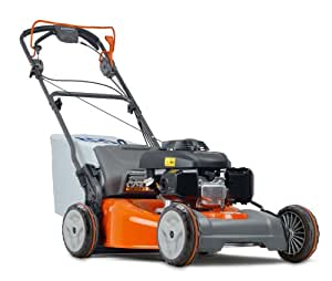 Husqvarna HU800BBC 22-Inch 160cc Honda GCV160 Gas Powered 3-in-1 RWD Self-Propelled Lawn Mower With Blade Brake Clutch (CARB Compliant) (Discontinued by Manufacturer)