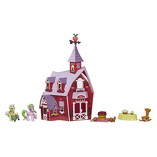 my-little-pony-friendship-is-magic-collection-sweet-apple-acres-barn-pack-discontinued-by-manufactur