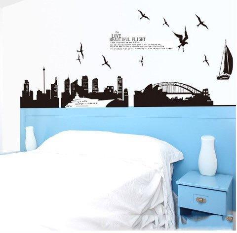 sydney-opera-house-removbale-wall-decal-australia-famous-landmark-wall-sticker-sydney-harbor-bridge-