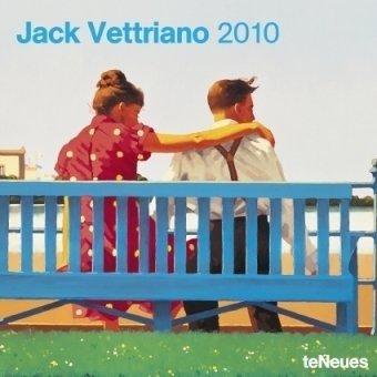 2010 Jack Vettriano Wall Calendar