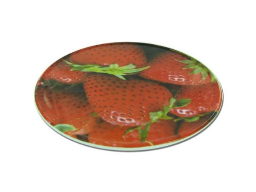 Round Trivet with Strawberry Design ( Case of 36 )