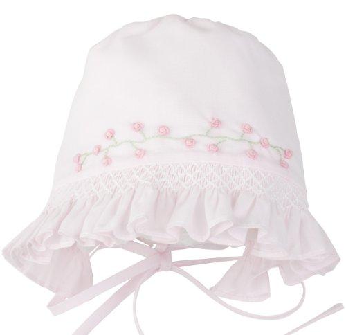 Newborn Baby Bonnets front-1065311