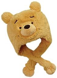 Pillow Pets  Authentic Disney Winnie The Pooh, Plush Hat