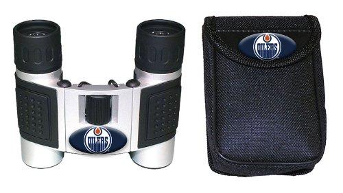 Nhl Edmonton Oilers High Powered Compact Binoculars