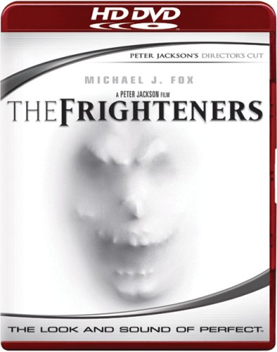 Cover art for  The Frighteners (Peter Jackson's Director's Cut) [HD DVD]