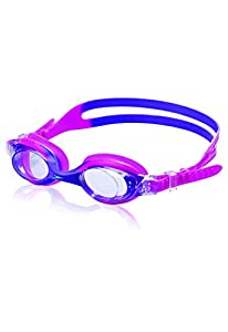 Speedo Kids' Skoogles Swim Goggle, Pink/Purple