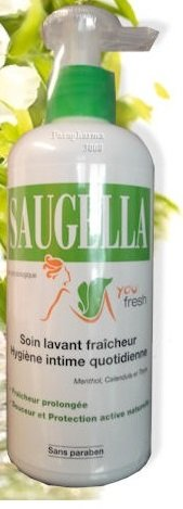 Saugella You fresh Care Lavant Freshness 200 ml