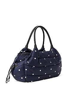 Kate Spade York Colby Court Stevie Baby Daiaper Bag, Navy Dot by Kate Spade New York
