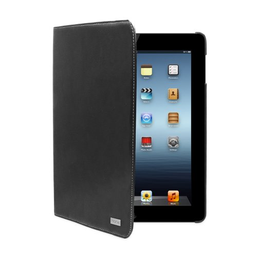 iHome IH-IM1150B Swivel Folio for iPad mini, Black
