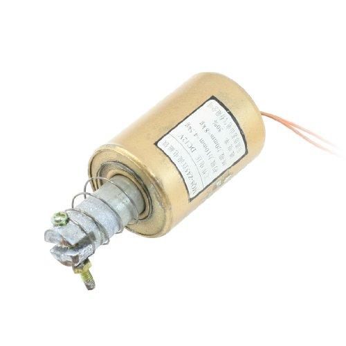 Соленоид Amico 12V DC Pull Type Tubular Frame Electromagnet Solenoid Actuator