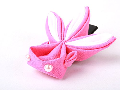 和風 金魚形 ヘアピン 和装 髪飾り#ピンク
