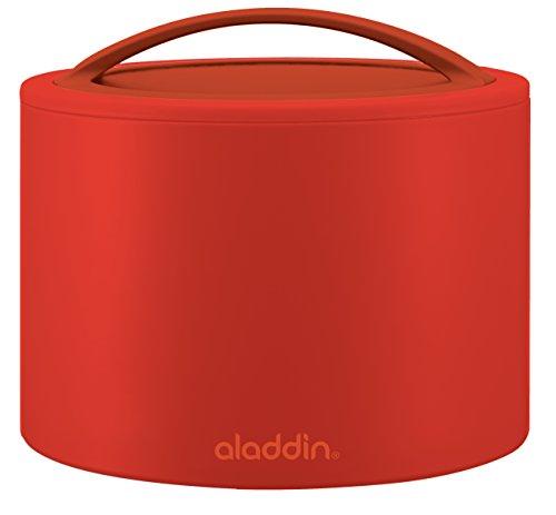Aladin 134036 Bento Boîte à Repas Rouge 0,6 L
