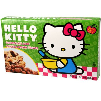 Hello Kitty Cookie Dough Treats 3.10 oz by Hello Kitty