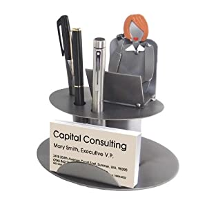 Executive Female Business Card Holder