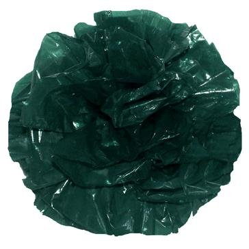 Weddingstar-2444-64-Package-of-500-Just-Fluff-Colored-Plastic-Poms-Hunter-Green