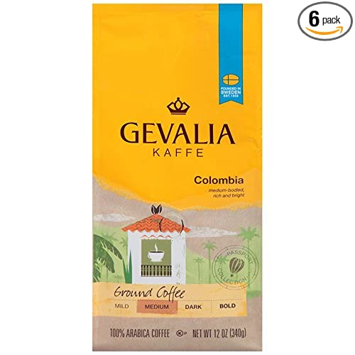 Gevalia Colombian Coffee, Medium Roast