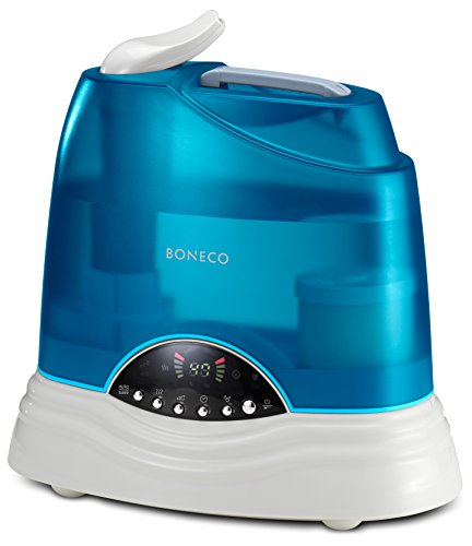 BONECO Warm or Cool Mist Ultrasonic Humidifier 7135 (Air O Swiss Humidifier Aos 7145 compare prices)