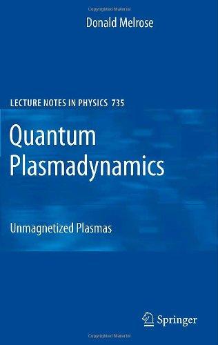 Quantum Plasmdynamics