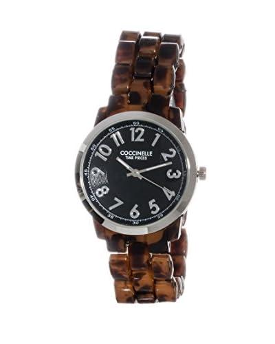 Coccinelle Reloj de cuarzo Marrón 38 mm