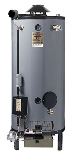 Rheem - GN100-270A - Commercial Gas Water Heater, 100 gal. Tank Capacity, Natural Gas, 270, 000 BtuH (Rheem Draft Hood compare prices)