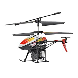Shooting Water 35 Ch Rc Helicopter Gyro V319 Colors May Vary from Ebest