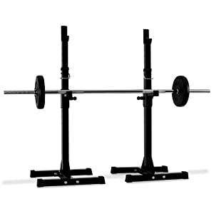 Klarfit porta pesi bilanciere palestra fitness e - Porta bilanciere ...