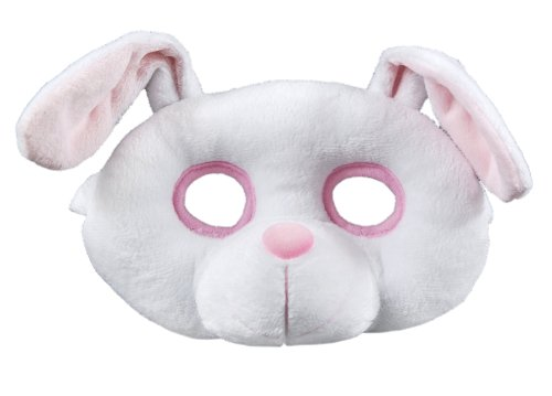 Toddler Costume Face Mask Bunny