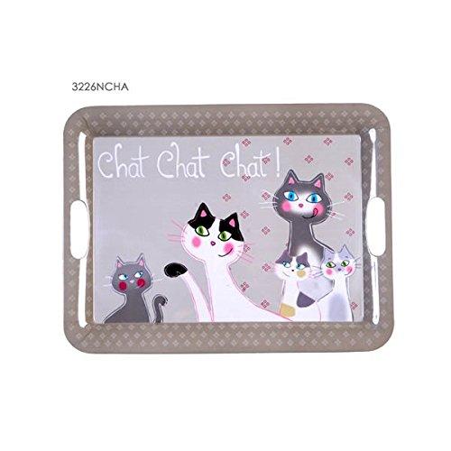 fox-trot-3226ncha-plateau-de-service-en-melamine-50-cm-decor-chat