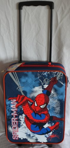 Spiderman Koffer Trolley 2012 Kinderkoffer 40