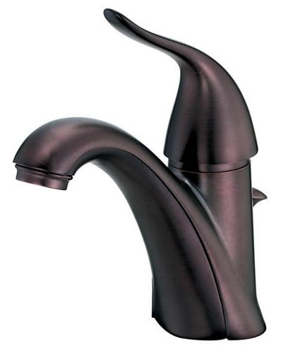 Danze D225521RB Antioch Single Handle Lavatory Faucet, Oil Rubbed Bronze