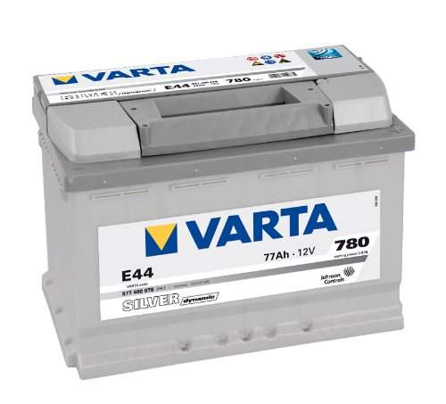 E44 Varta Silver Car Battery 77Ah (577400078)