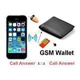 Spy GSM Wallet Covert Wireless New Invisible Micro NANO Spy Small Wireless Earpiece Bluetooth Micro Earphone