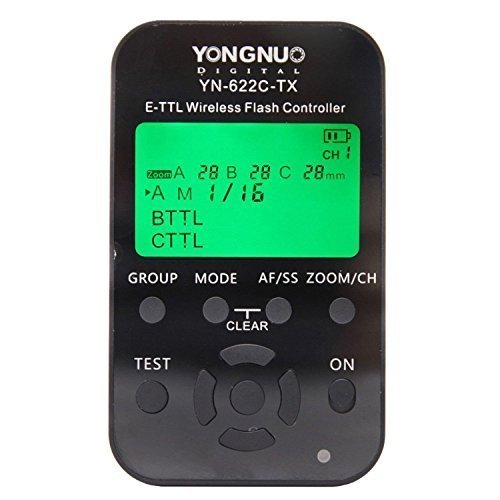 YONGNUO-YN-622C-TX-E-TTL-Wireless-Flash-Controller-for-Canon