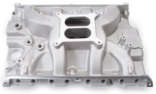 Edelbrock 7105 Performer Intake Manifold (Edelbrock 350 Fuel Pump compare prices)