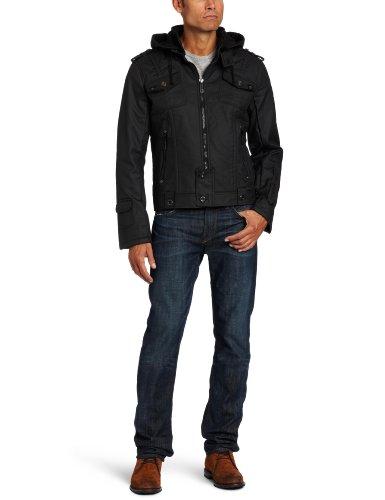Premium Lounge Men's Motorcycle Jacket