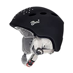 Buy Boeri VIP Siren Swarovski Ladies Helmet by Boeri